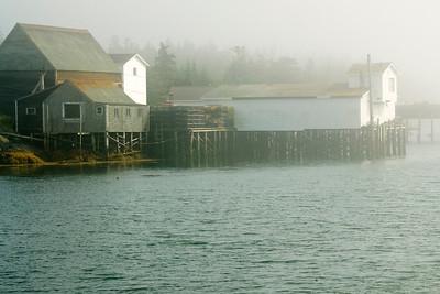 White Head Island.