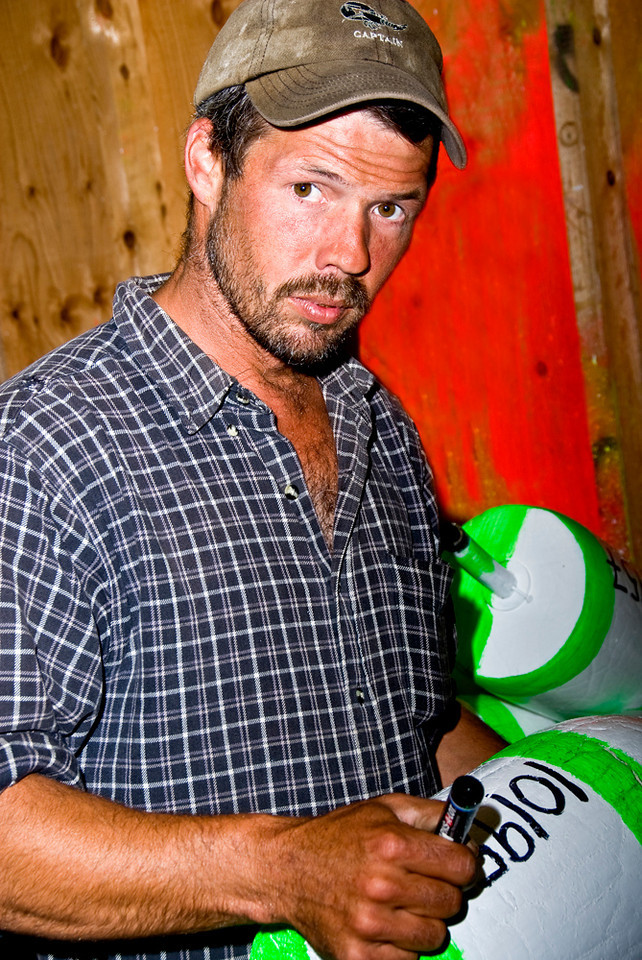 Michael Dagget. Lobster Fishermen