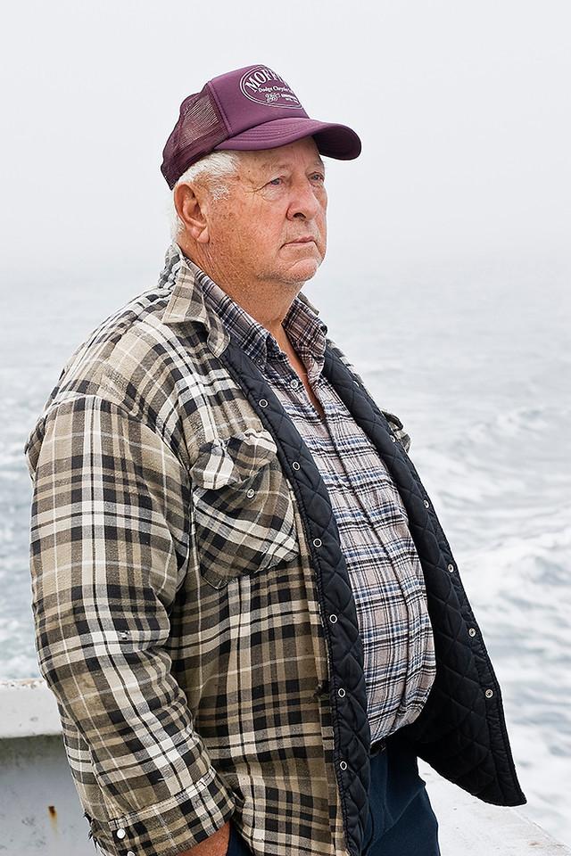 Bill Mourik, Lobster fishermen.
