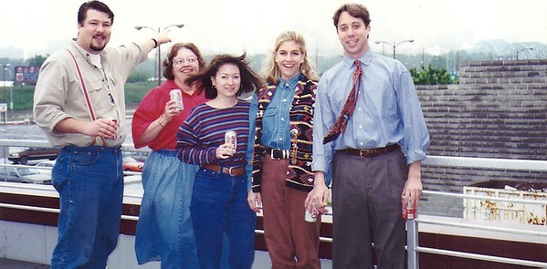 staff photo 1996