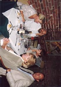 first partners dinner, oct. 1992