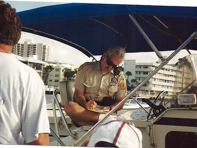 """""""put it in neutral, skipper."""" intercoastal waterway, 1997"""
