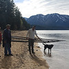 Sailor LOVES Lake Tahoe!!