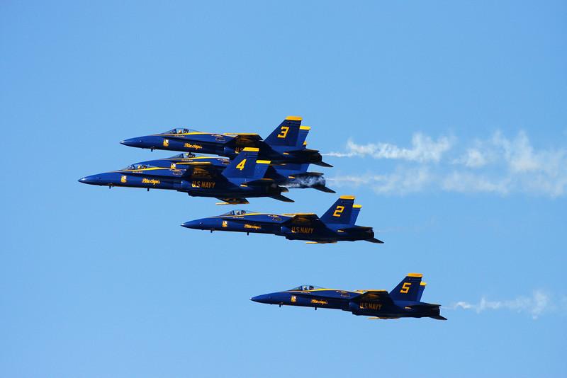 Blue Angles - Fleet Week