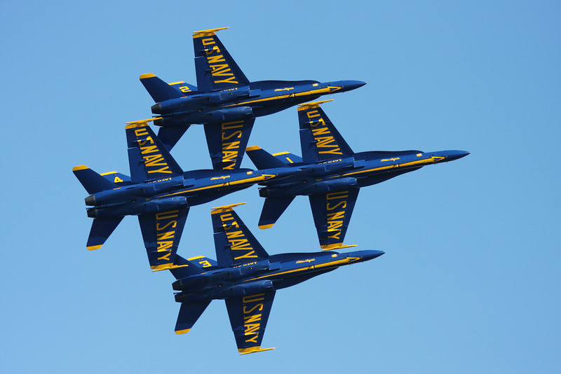 Blue Angles - Fleet Week