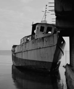Utila's Capt. Berto -- Bay Islands Honduras