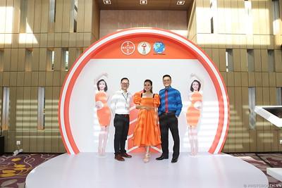 BAYER VIETNAM Event @ InterContinental Nha Trang - instant print photobooth in Nha Trang - in ảnh lấy liền tại Nha Trang