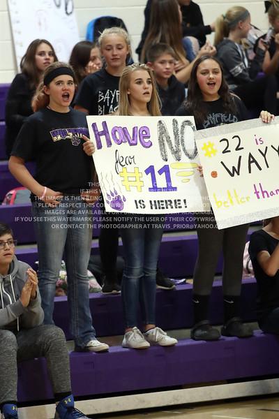 Bayfield Junior High Basketball