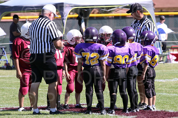 Bayfield YAFL Football vs. Cortez 2nd/3rd Grade