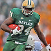 03 Dec 2011:  <br /> Baylor Bears running back Terrance Ganaway (24) carries the ball for a first down during the game between the Texas Longhorns and the Baylor Bears at Floyd Casey Stadium in Waco Texas.<br /> Baylor wins 48-24<br /> Manny Flores/CSM(Credit Image: © Manny Flores/Cal Sport Media/ZUMAPRESS.com)