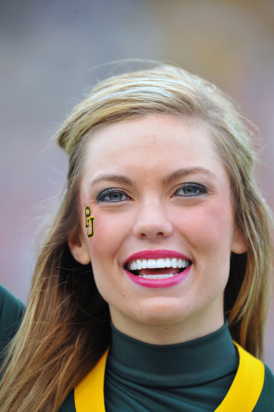 03 Dec 2011:  <br /> Baylor Bears Cheerleaders in action during the game between the Texas Longhorns and the Baylor Bears at Floyd Casey Stadium in Waco Texas.<br /> Baylor wins 48-24<br /> Manny Flores/CSM(Credit Image: © Manny Flores/Cal Sport Media/ZUMAPRESS.com)