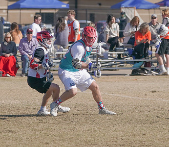 Bayne Lacrosse Vs Texas Tech