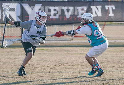 Bayne Lacrosse Vs Arkansas