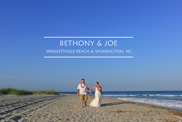 Free/Bayne Wedding Wrightsville Beach, Wilmington, NC