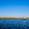Jackson Team Member Eli Braud fishing out of his Cruise FD in Point-Aux-Chenes, Louisiana