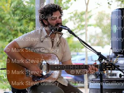 Andrew Duhon at Bayou Teche, Arnaudville, Louisiana 08172018 051