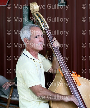 Music Jam, Bayou Teche Brew, Arnaudville, Louisiana 08052018 074