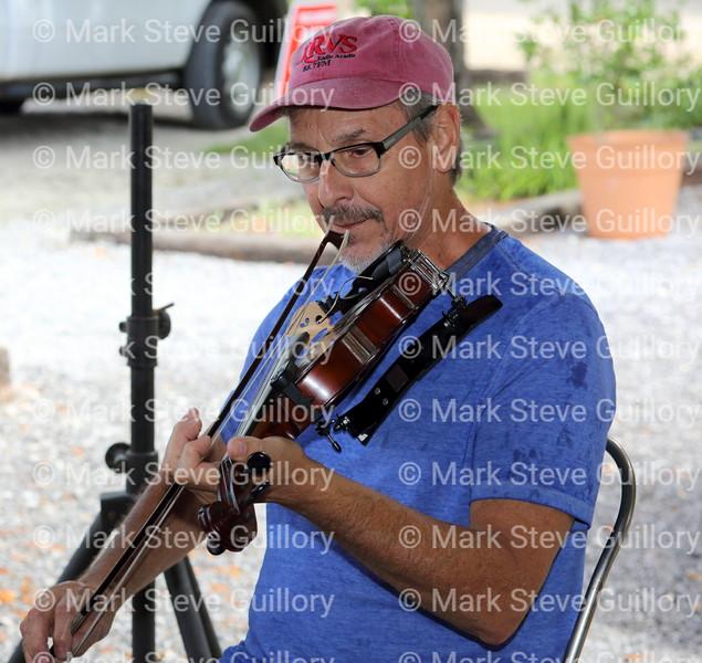 Music Jam, Bayou Teche Brew, Arnaudville, Louisiana 08052018 043