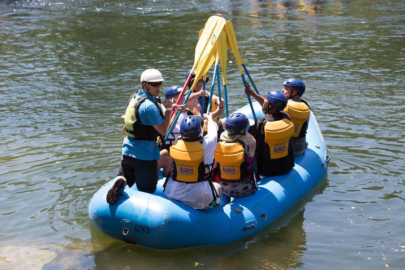 BAS Rafting Trip - Aug 9 2013