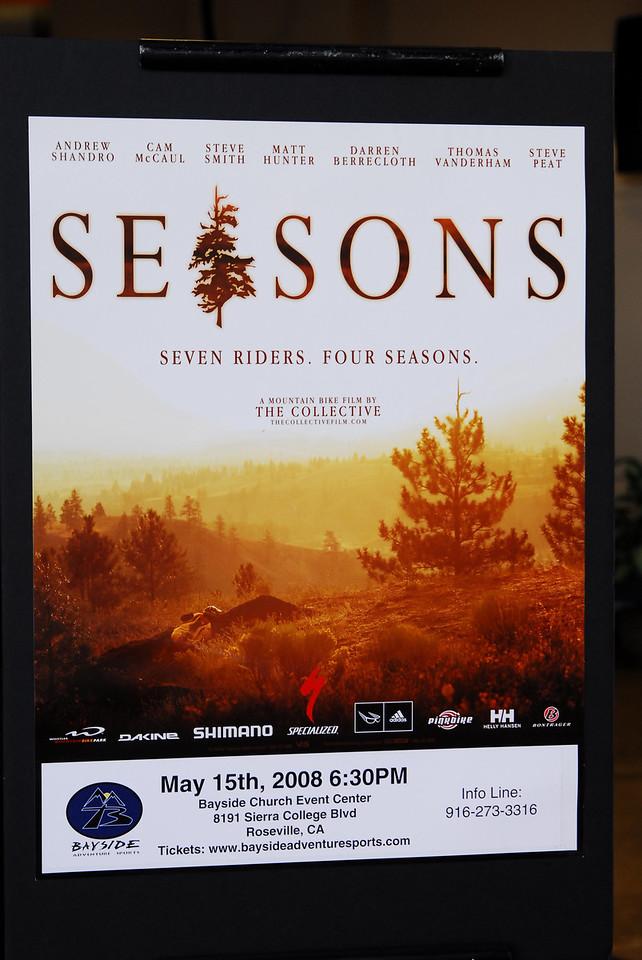 Mountain Bike Movie Night - May 15, 2008