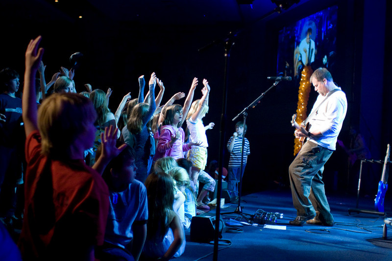 Jesus Party Concert - June 6, 2008!