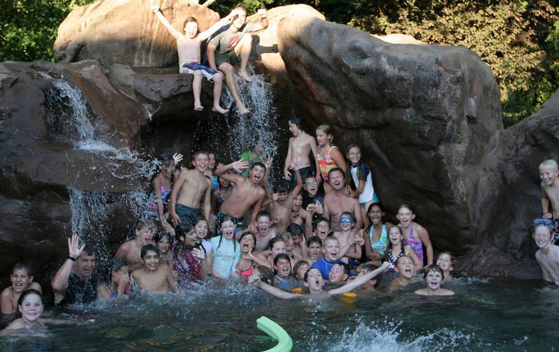 Pool Daze! #10 - August 20, 2008