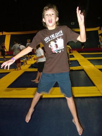 Sky High Jump! - July 16, 2008