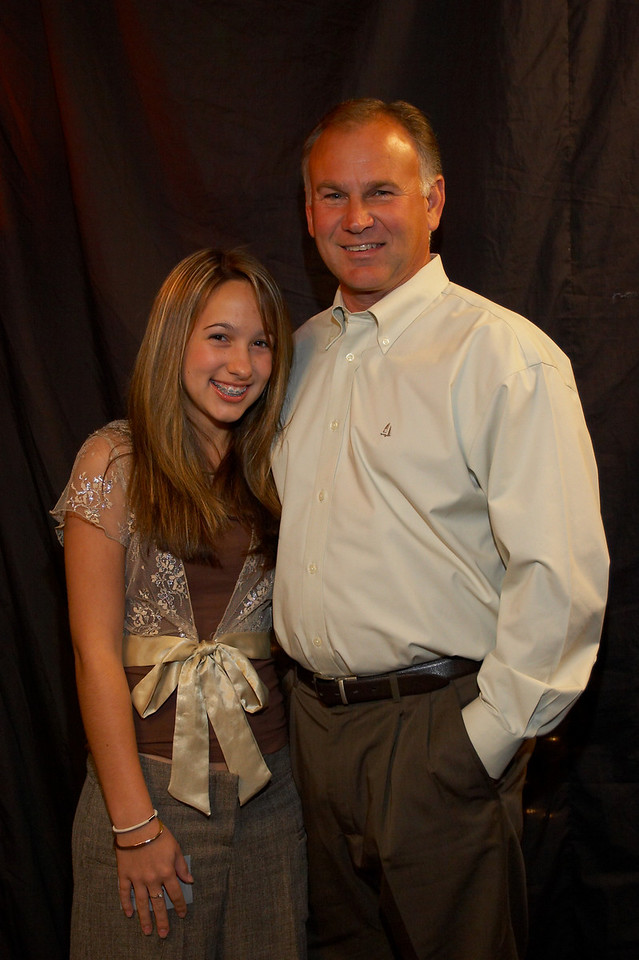 Father - Daughter Dinner - February 10, 2006