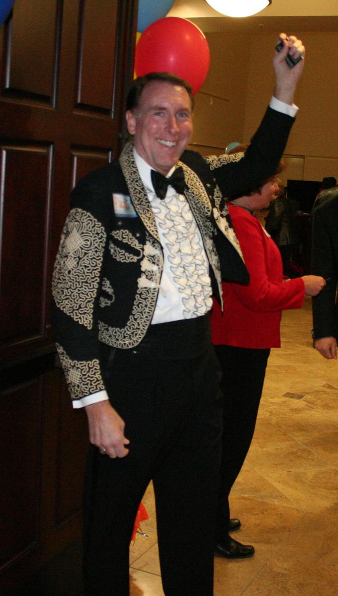 Salsa Dance - January 2007