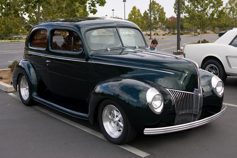 Bayside Car Club Car Show - October 18, 2008