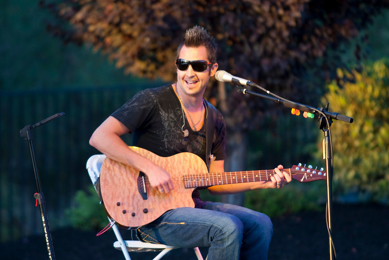 M6 with Lincoln Brewster - August 30, 2010