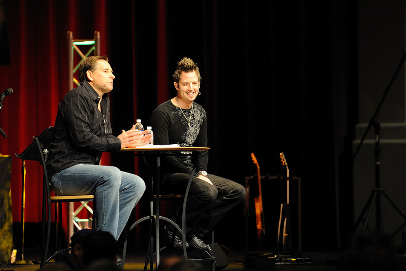 Men's Breakfast with Lincoln Brewster - April 4 2009