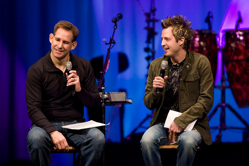 Mens Breakfast with Lincoln Brewster - February 16, 2008