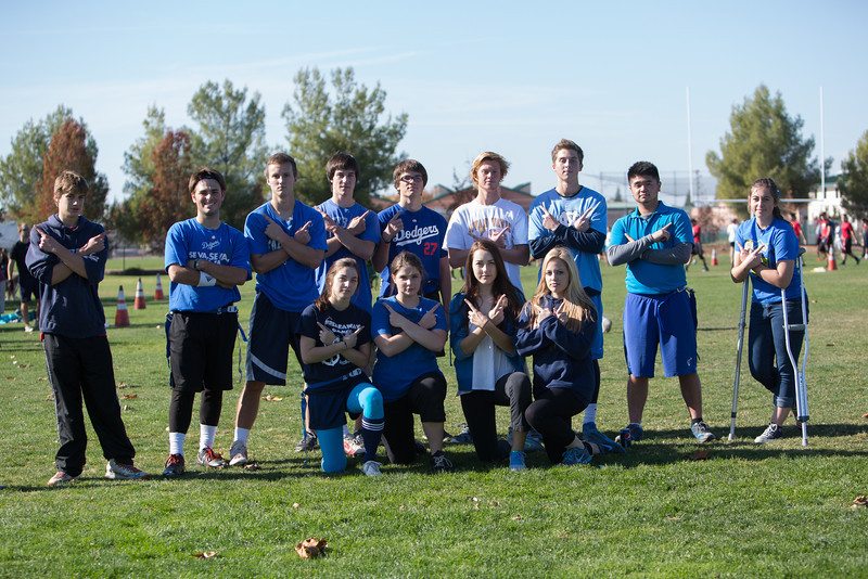 Turkey Bowl - Nov 16, 2013