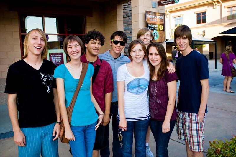 Summer Warmup - June 11 2009