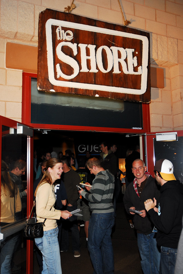 The Shore with Ray Johnston - March 6, 2008