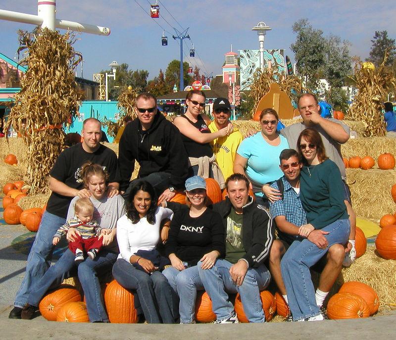 Great America Trip - October 29, 2005