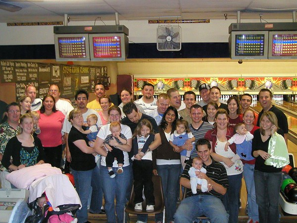 Night 242 - Bowling - October 15, 2005