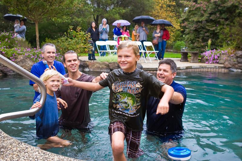 Fall Baptism - Oct 17th 2010