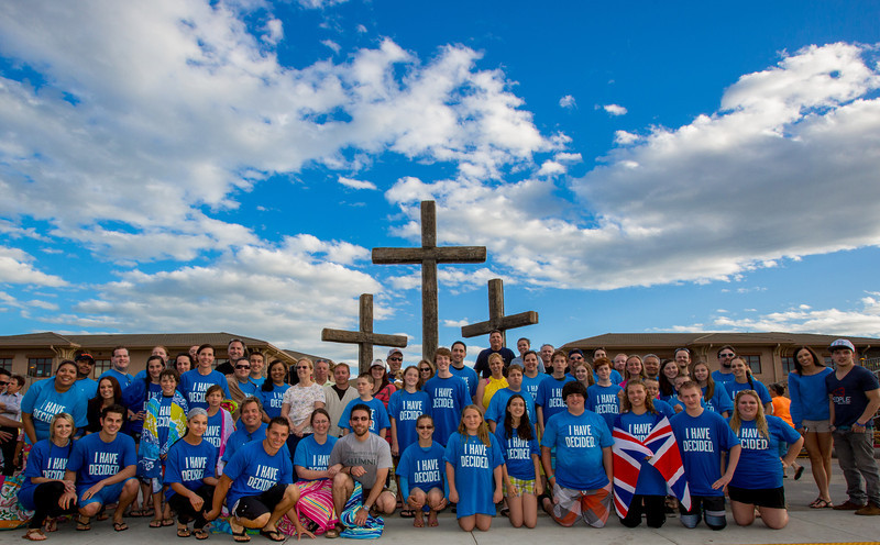 All Church Baptism - April 14, 2013