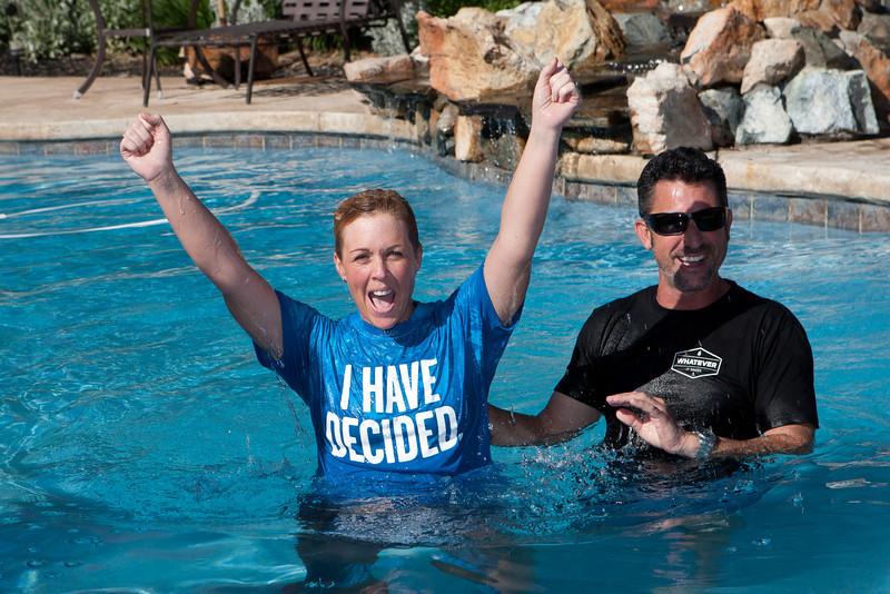 Baptism - April 22, 2012