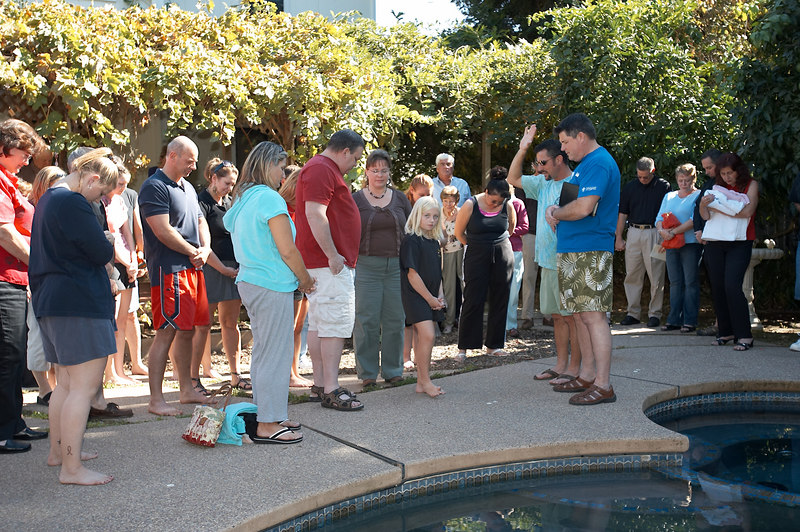 Baptism - October 8, 2006