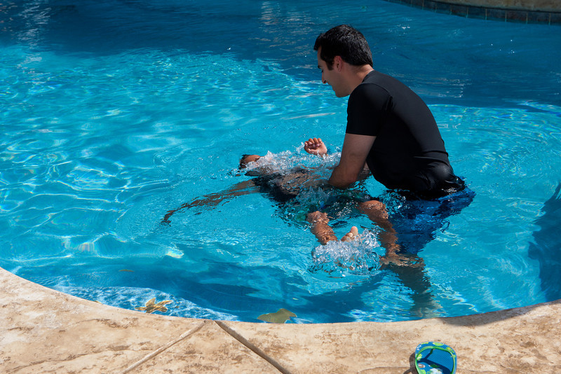 Childrens Baptism - August 21, 2011