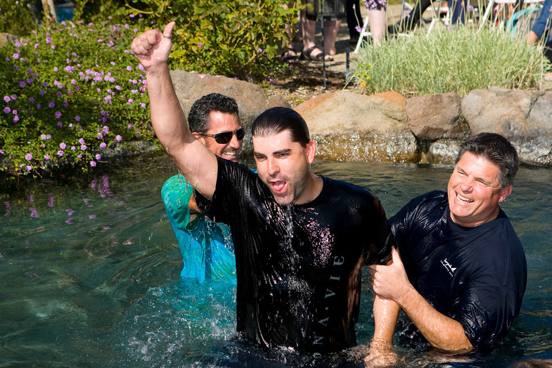 Fall Baptism - October 4, 2009