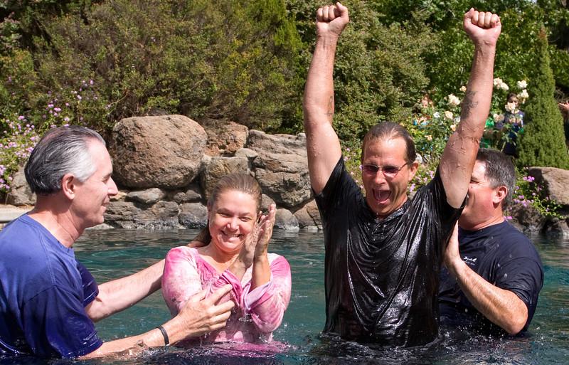 Fall Baptism - September 19, 2010