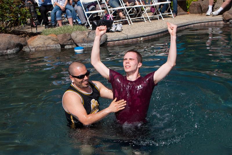 Spring Baptism - April 3, 2011