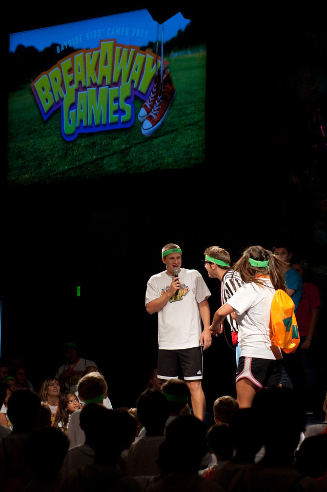 Breakaway Games 2011 AM