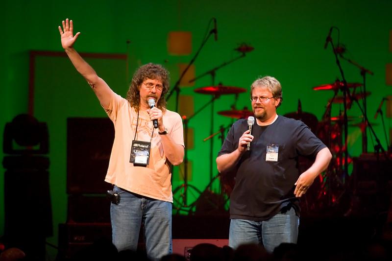 Christian Musician Summit Concert - September 21st, 2007