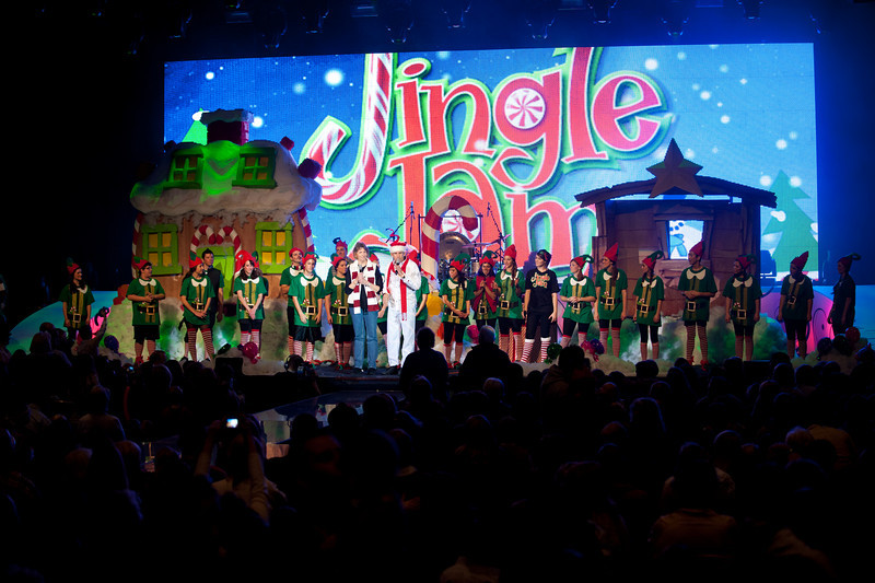 Jingle Jam 2010
