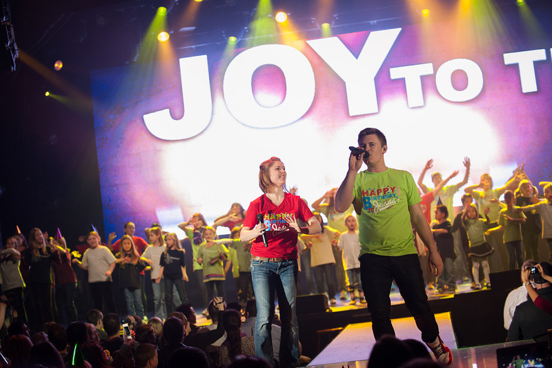 Jingle Jam 2012
